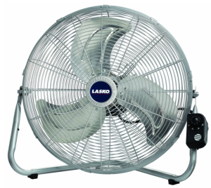 Lasko 2265QM 20-Inch Max Performance High Velocity Floor:Wall mount fan