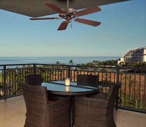 Minka Aire F572-ORB Oil Rubbed Bronze Outdoor Ceiling Fan - photo