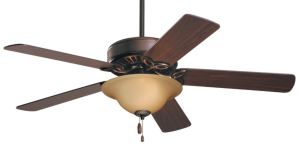 Emerson Ceiling Fans CF712ORB Pro Series Indoor Ceiling Fan With Light 50-Inch Blades Oil Rubbed Bronze Finish